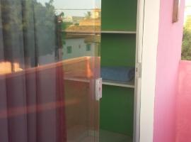 Flet victoria, apartment in São Miguel do Gostoso