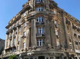 """Victoria Luxury Apartment 11, hotel near National Museum of Natural History """"Grigore Antipa"""", Bucharest"""