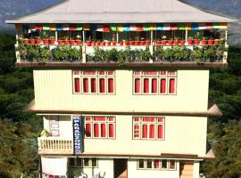 HOTEL PARODZONG, hotel in Pelling