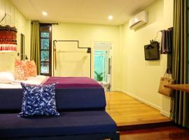 Baan Bua Cottage, resort in Ko Kood