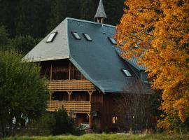 Boutique Hotel Mühle Schluchsee, hotel in Schluchsee