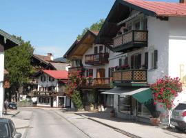 Ferienwohnungen Rosenhof, hotel in Tegernsee