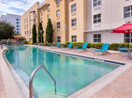 TownePlace Suites Tampa Westshore/Airport, hotel in Westshore, Tampa