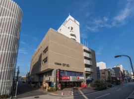 Yokkaichi City Hotel, hotel in Yokkaichi