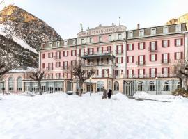 QC Terme Grand Hotel Bagni Nuovi, hotel a Bormio
