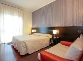 Hotel Aleramo, hotell i Asti