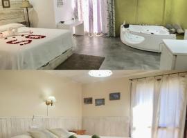 Albergue Boi Romanic Suites, hotel in Barruera