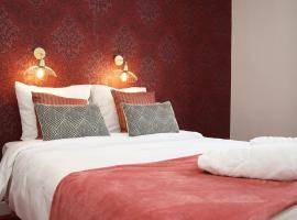 Hôtel Aux Vendanges de Bourgogne, hôtel à Paray-le-Monial
