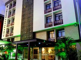 Vida Plaza Hotel, hôtel  près de: Aéroport international de Brasília/Presidente Juscelino Kubitschek - BSB