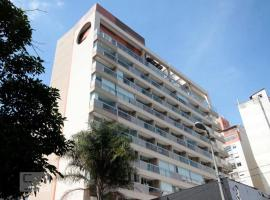 Ap Augusta/FreiCaneca/AvPaulista/Hospital Sírio Libanês cd804, hotel que aceita pets em São Paulo