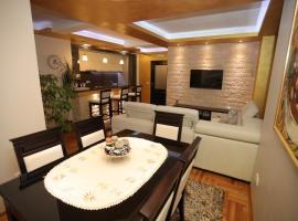 Zlatar LUX Apartman, hotel u gradu 'Nova Varoš'