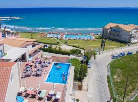 Porto Planos Beach, hôtel à Tsilivi