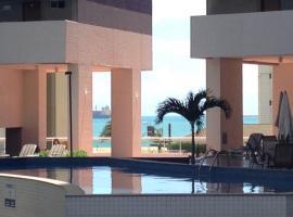 Beach Class Top floor 5*, hotel with jacuzzis in Fortaleza