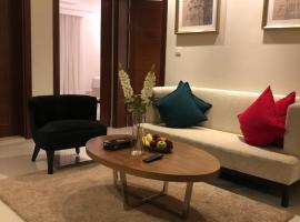 Dar Al Maamon Furnished Apartment, hotel em Jeddah
