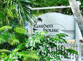 The Garden House, guest house in Key West