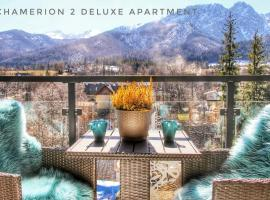Polana Szymoszkowa Ski Resort - Chamerion Apartments – hotel w pobliżu miejsca Wyciąg Szymoszkowa w Zakopanem