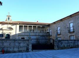 Solar De Alarcao, hotel in Guarda