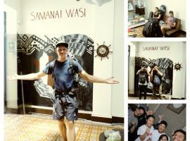 Samanai Wasi, hotel near Alejandro Villanueva Stadium, Lima