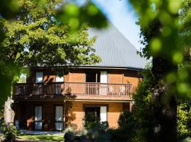 Alpine Lodge Motel, motel in Hanmer Springs