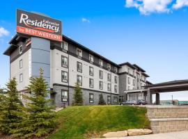 Executive Residency by Best Western Calgary City View North, hotel near Calgary International Airport - YYC,