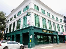 Parc Hotel, hotel in Johor Bahru