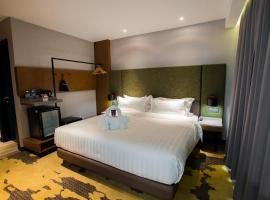 King Park Hotel Kota Kinabalu, hotel in Kota Kinabalu