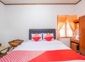 OYO 1541 Puri Cikole Asri, hotel near Tangkuban Perahu Volcano, Tangkubanperahu