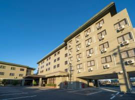 Hisai Green Hotel, hotel in Tsu