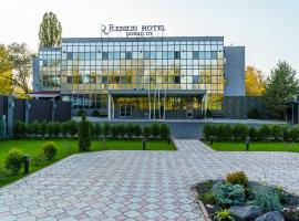 Renion Hotel, hotel in Almaty