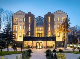 Amsterdam Plaza Hotel & SPA, viešbutis mieste Palanga
