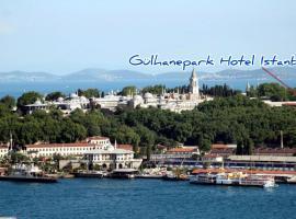 Gülhanepark Hotel & Spa, hotel in Istanbul