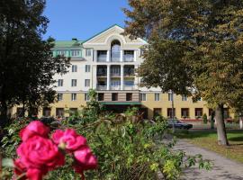 Гостиница Волхов, отель в Великом Новгороде