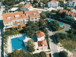 Resort Trcol, hotel with pools in Novalja