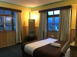 Rufina Lachen Deezong, hotel in Lachen