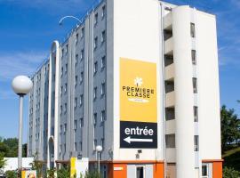 Premiere Classe Le Blanc Mesnil, hotel in Le Blanc-Mesnil