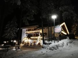 Hotel il Cardo, hotel a San Vito di Cadore