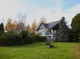 Vila Horec, hotel near Strbske Pleso Lake, Gerlachov