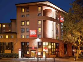 ibis Toulouse Pont Jumeaux, Ibis hotel in Toulouse