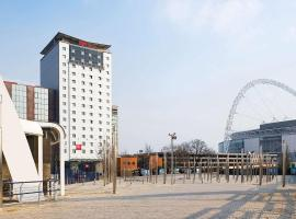 ibis London Wembley, hotel cerca de Estadio Wembley, Londres