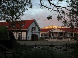 Detskaya Konnaya Akademiya Ruteniya, farm stay in Vsevolozhsk