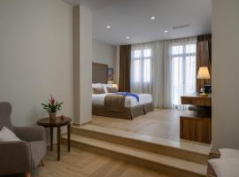 Minaret Suites and Apartments, hotel in Chania Town