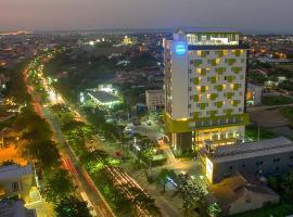 Hotel Dafam Pacific Caesar Surabaya, отель в Сурабае