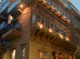 The Kutumb Villa - A Heritage Home Stay, hotel in Jodhpur