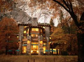 The Ahwahnee, Hotel in Yosemite Village