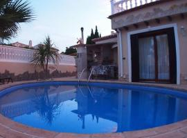 Villa Las Adelfas (escapada ideal en Costa Blanca), cottage in Calpe