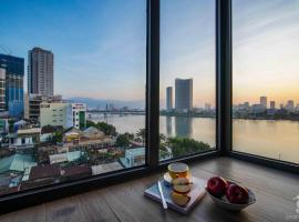 Seahorse Hostel & Bar by HAVI, hotel near Song Han Bridge, Da Nang