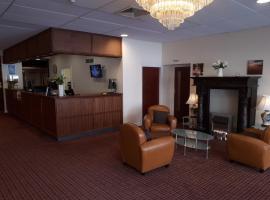 Britannia Hotel Aberdeen, hotel in Aberdeen