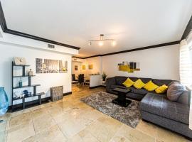 The Meridian, apartment in Miami Beach