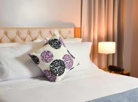 Hotel Prado Real, отель в городе Барранкилья