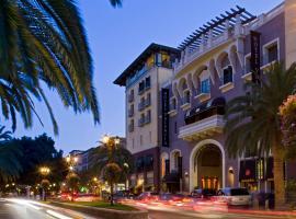 Hotel Valencia Santana Row, hotel in San Jose